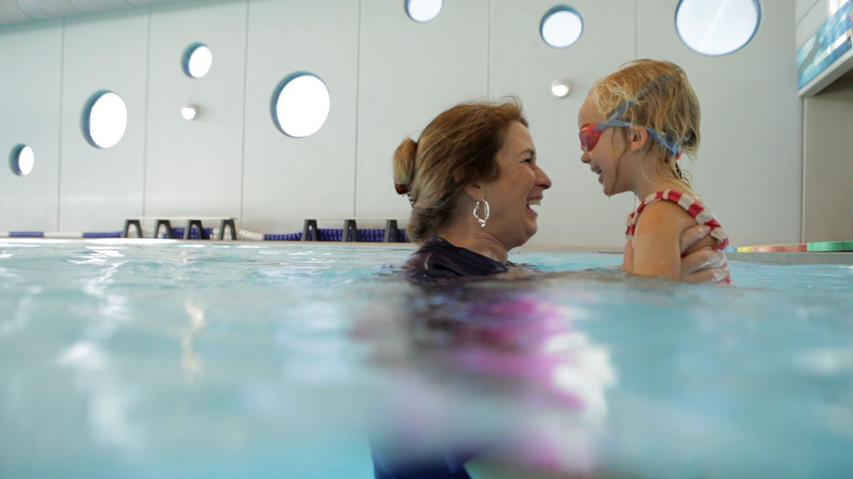 Diventures Springfield swim and scuba lesson