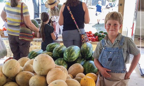 Webb City Farmers Market Feeds Kids Through the Summer