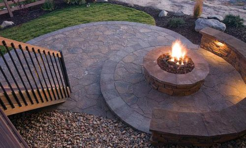 Do It Yourself Firepit