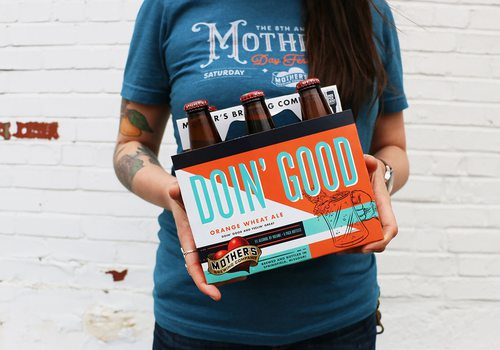 Mother's Brewing Co. gives back to local nonprofit in Springfield MO