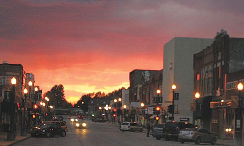 Downtown Monett, MO
