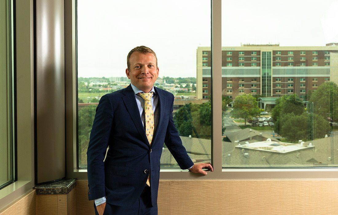 Dr. Robert Shaw, CoxHealth