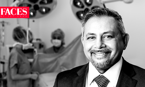 Dr. Bharat Shah of Mercy Clinic Medical Spa