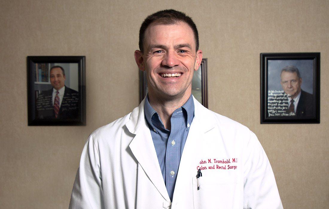 Dr. John Trombold