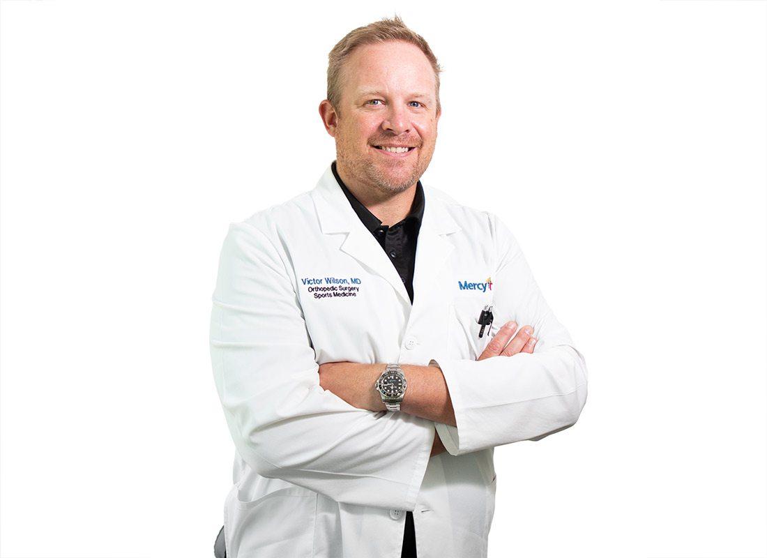 Dr. Victor Wilson