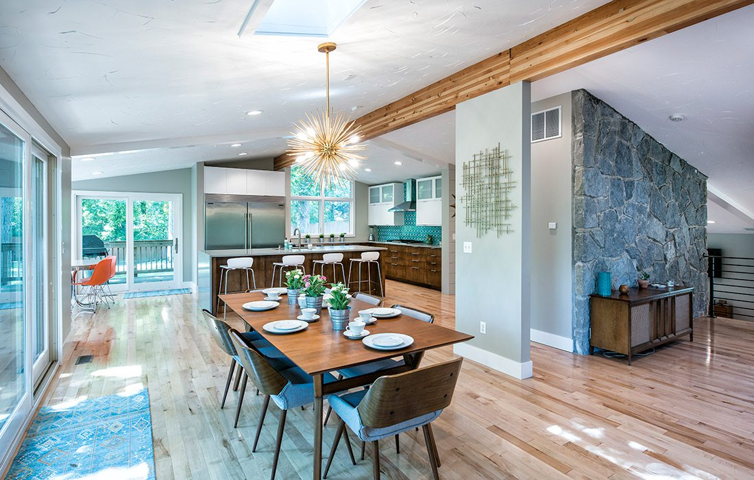 Dream Renovations - Midcentury Remodel - CO Randy Colwell