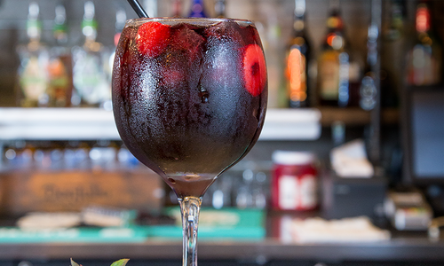 Sangria from La Paloma Grill
