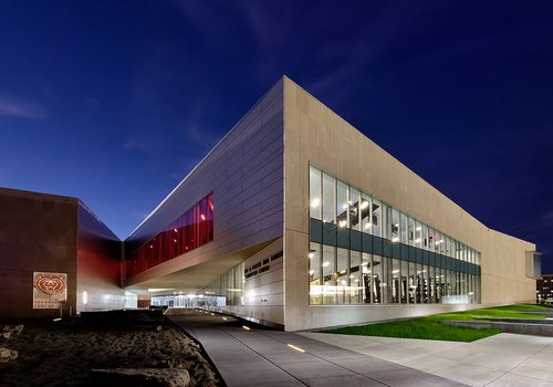 Missouri State University rec center by EFCO Corporation
