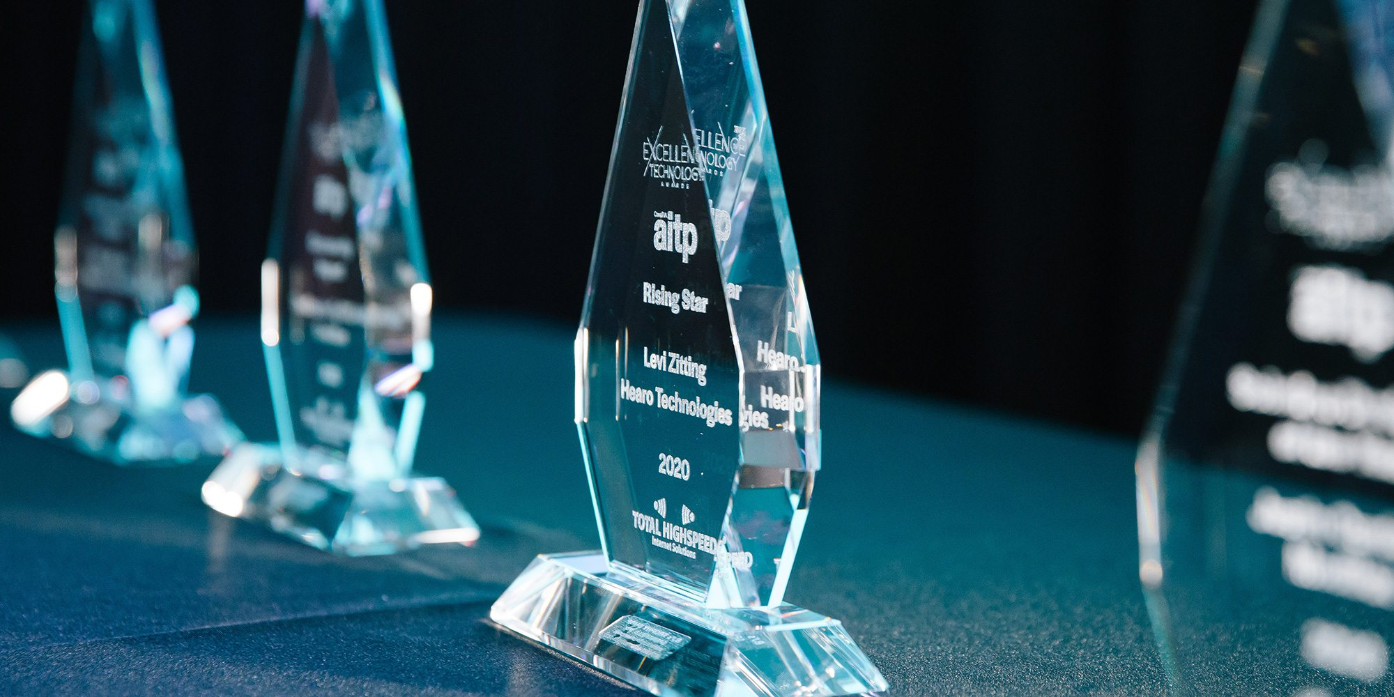 Biz 417's Excellence in Technology Award 2020