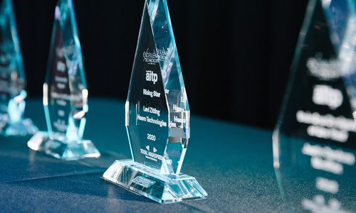 Biz 417's 2020 Excellence in Technology Award Winners