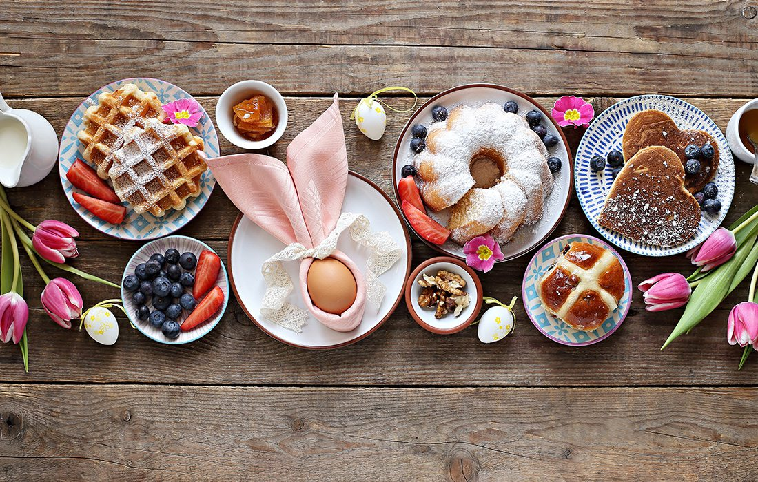 Easter Brunches in Springfield, MO