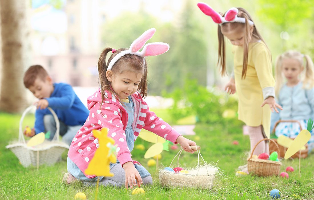 Easter Egg Hunts in Springfield, MO