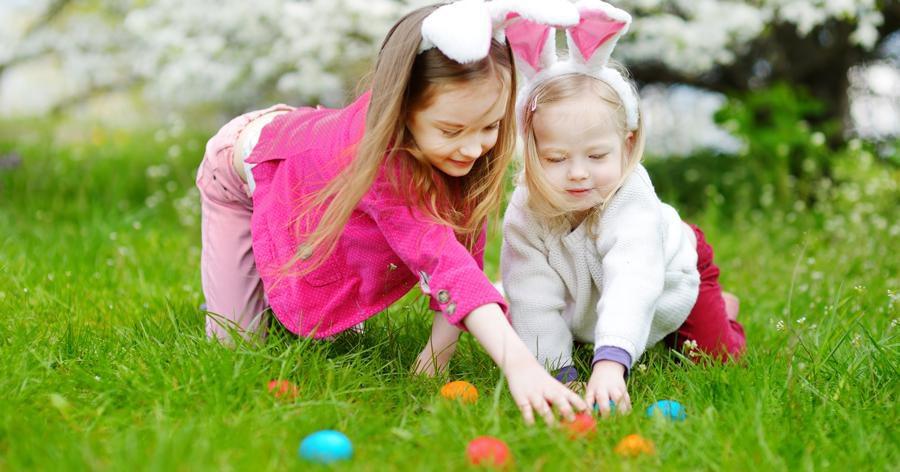 Easter Egg Hunt in southwest MO