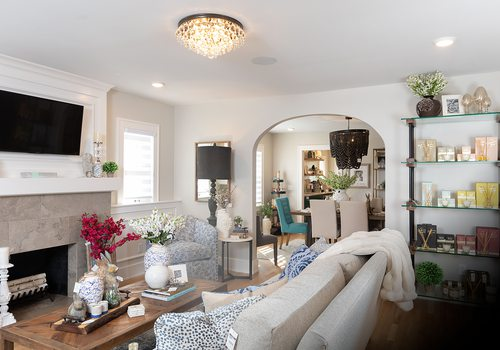 Ellecor Design's New Rountree Location