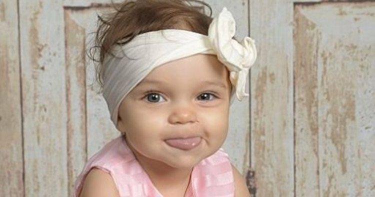 Elora Pointer Cutest Baby Finalist