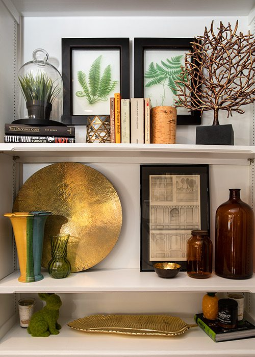 Styled bookshelves Springfield MO