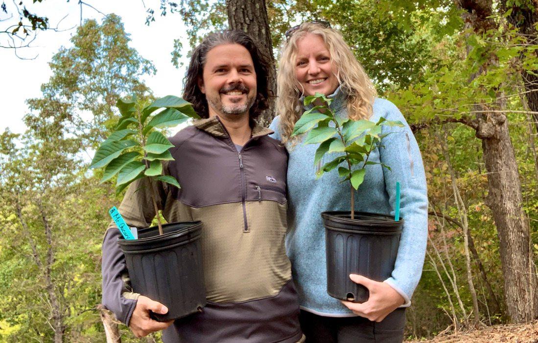 John and Karen McQueary