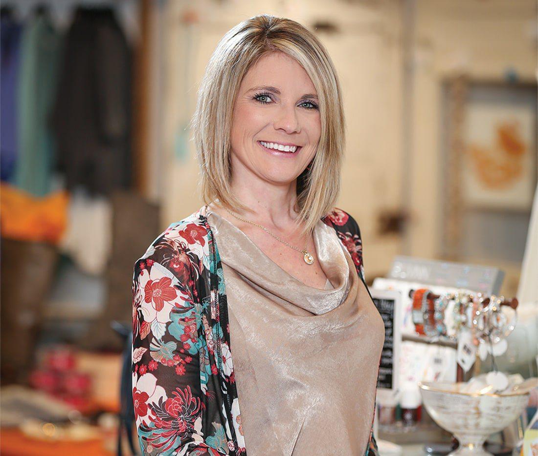 Wild Orange Boutique's Erin Wicker