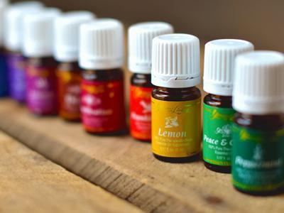 Aromatherapy class at MaMa Jean's Natural Market