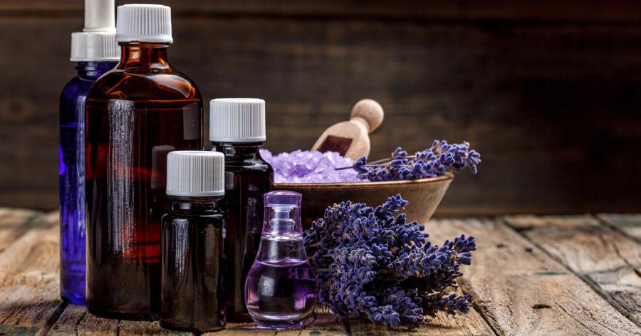 Essential Oils for home and body at MaMa Jean's Natural Market