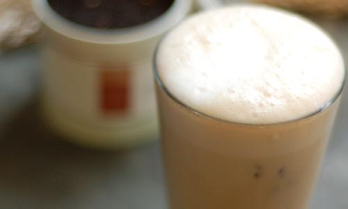 Earl Grey Tea Latte