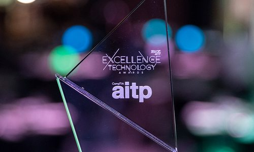 Biz 417's 2019 Excellence in Technology Award Winners