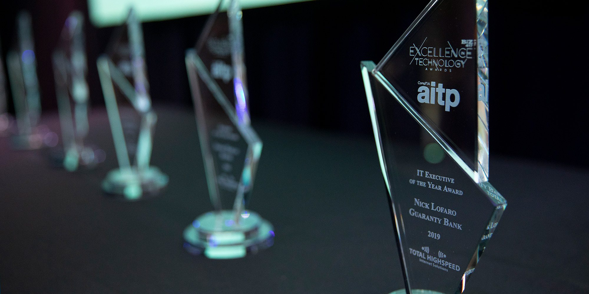 Biz 417's Excellence in Technology Award 2019