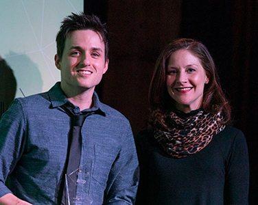 DEVELOPER OF THE YEAR Jordan Morgan, iOS Software Engineer, Buffer
