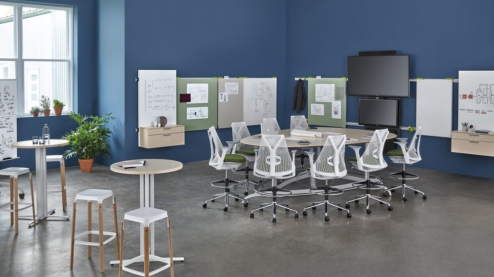 Grooms Office Environments Herman Miller Workspace