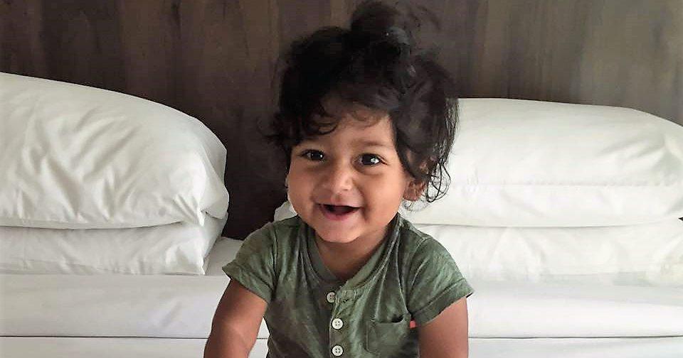 Ezra Balasundaram Cutest Baby Finalist