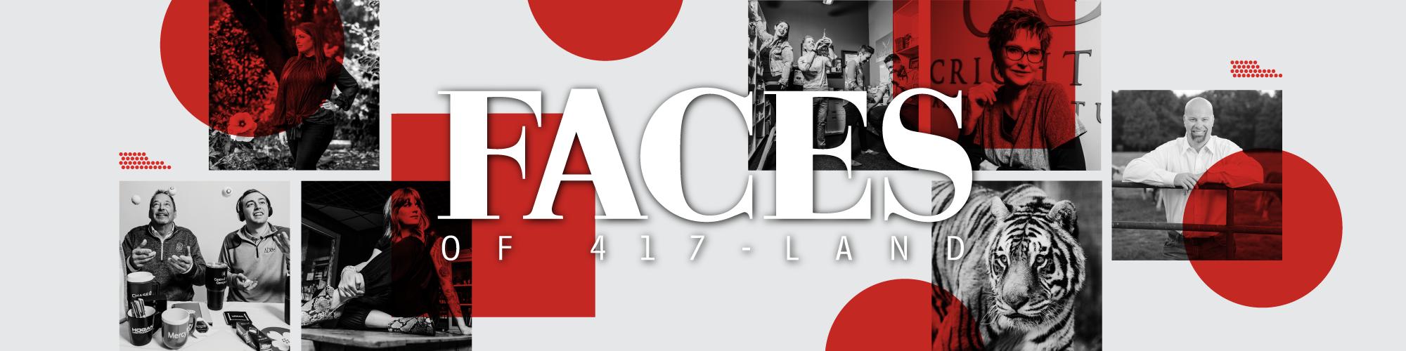 417 Magazine's Faces of 417-Land