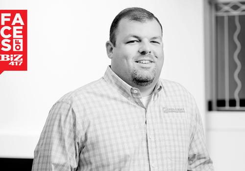 Jason Parke, Owner of The Greek Corner in Springfield MO