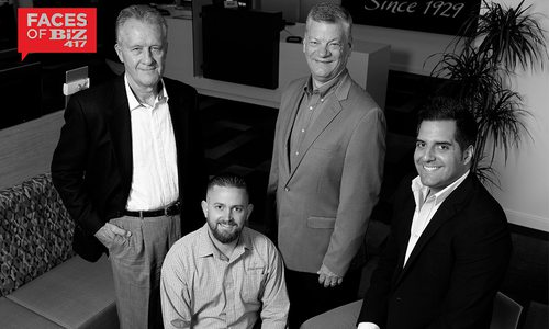 Phil Peck, VP Business Services Mike Farrar, VP Business Lending Steve Hamm, Business Lending Manager Kyle Short, Director Business Services