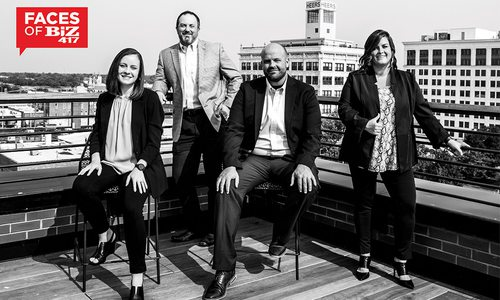 Alexandra Hamai, Private Banking Officer Ryan Sutherland, SVP, Senior Commercial Lender Scott Speight, VP, Loan Officer Jessica Sims, VP, Business Banking Officer