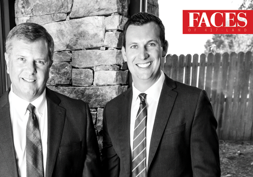 Jeffrey Dorman and Derek Magers of Ascend Dental Design in Springfield MO