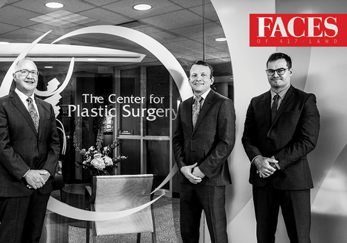 Center for Plastic Surgery: 417 Magazine's Face of Breast Augmentation and Abdominoplasty