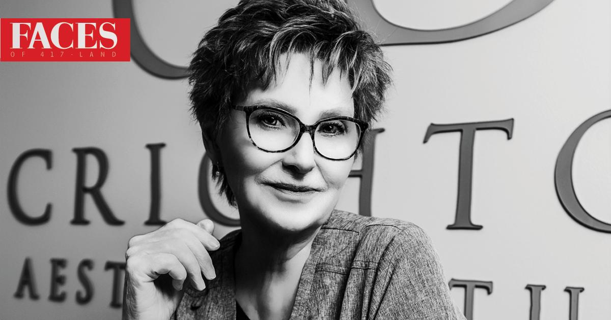 M. Nanette Crighton, MD of Crighton Aesthetic Studio in Springfield, MO
