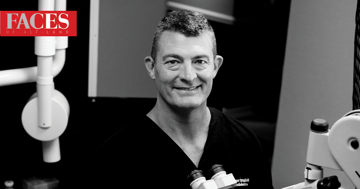 Mark A. Massey, DDS, MSD with Greater Springfield Endodontics