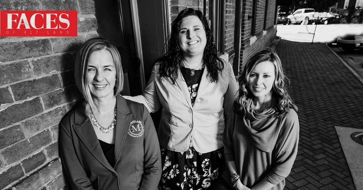 Stefanie Parker, Jessica Martin, Katie Koontz of Martin Law