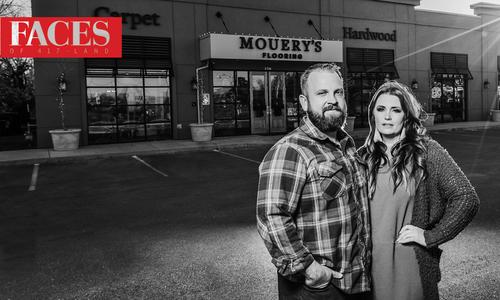 Rick & Elisabeth Mouery of Mourey's Flooring in Springfield, MO