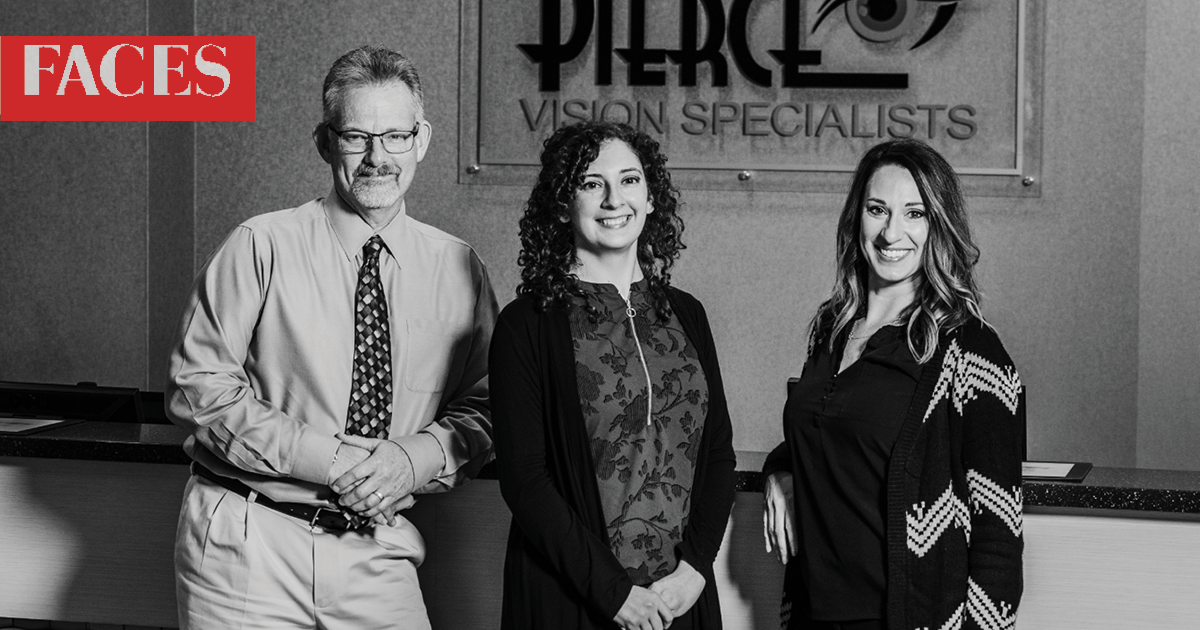 Doctors at Pierce Vision Specialists in Springfield MO