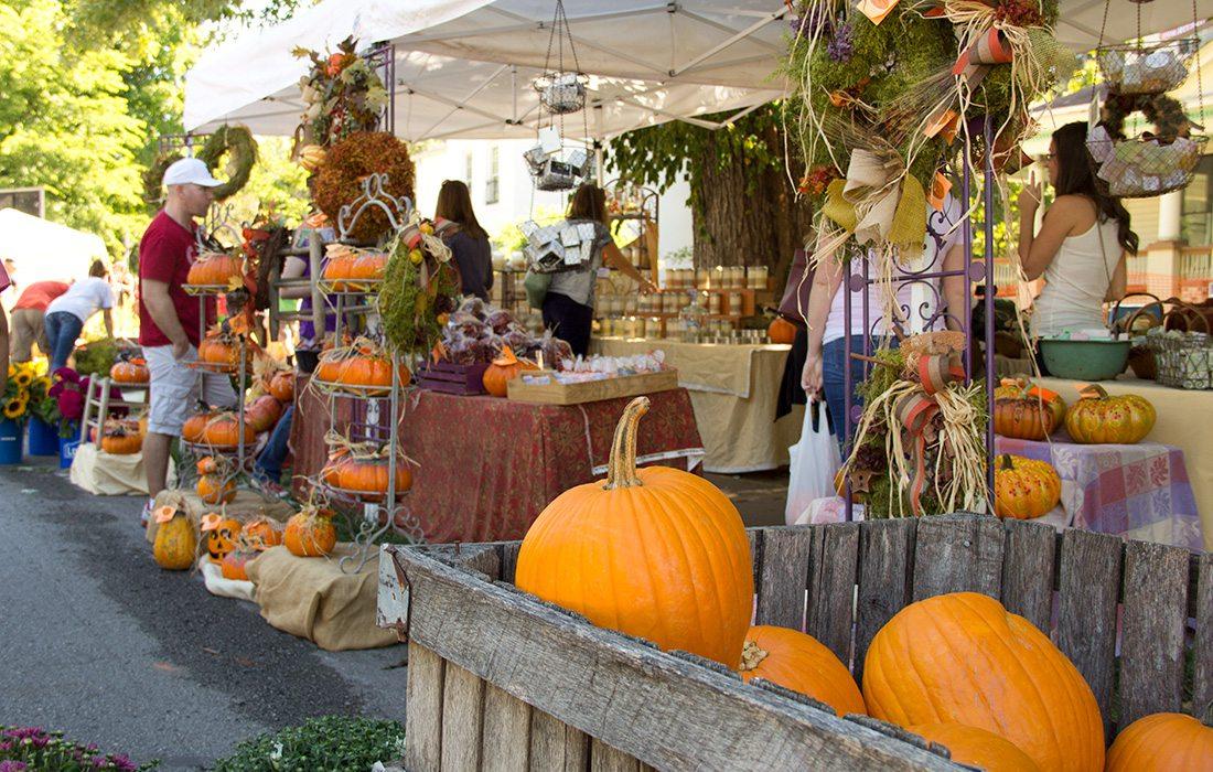 Fall Festivals in southwest Missouri