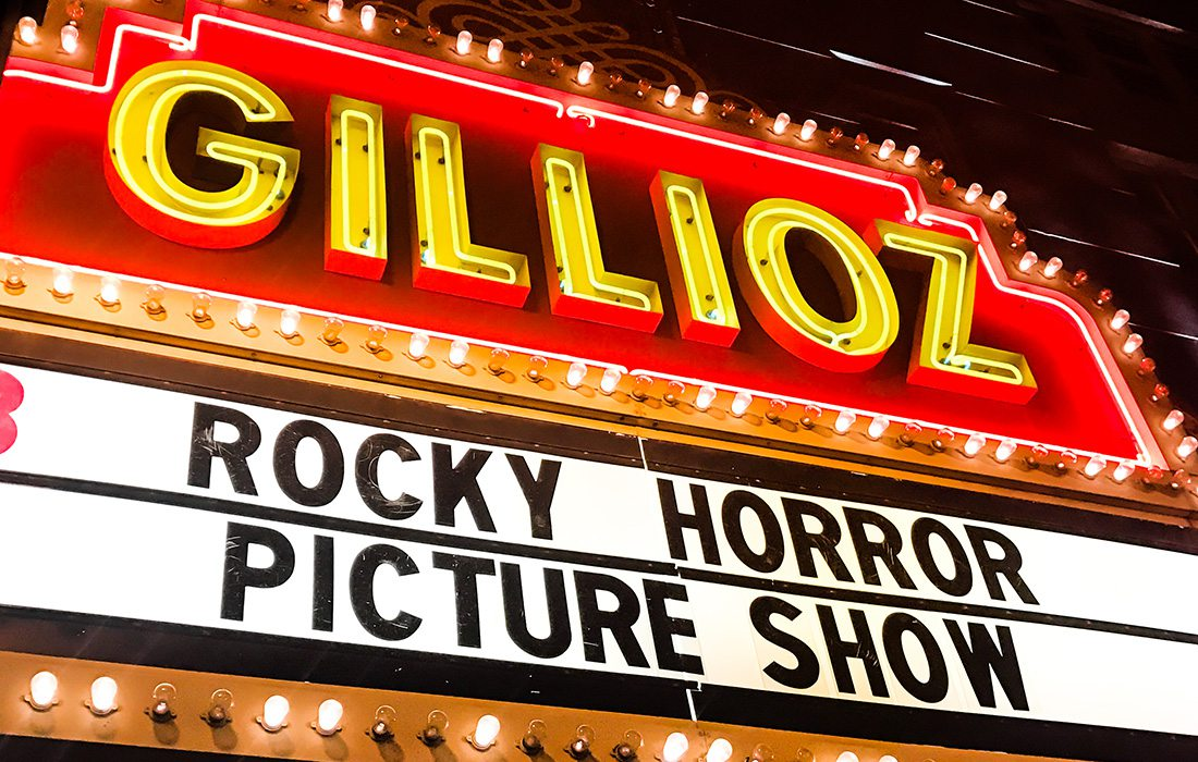 Rocky Horror Picture Show at the Gillioz in Springfield MO