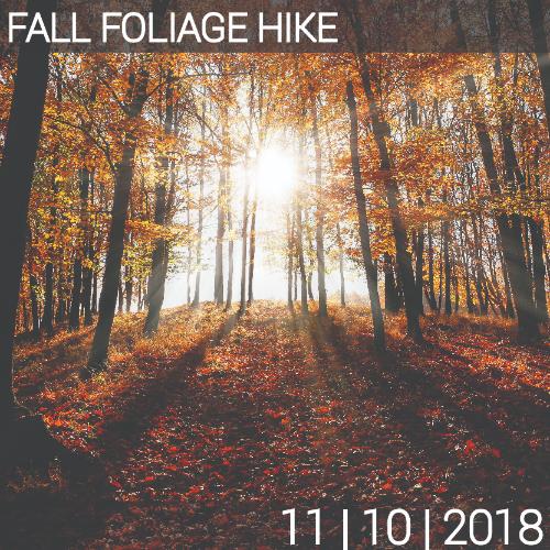 Fall Foliage Hike