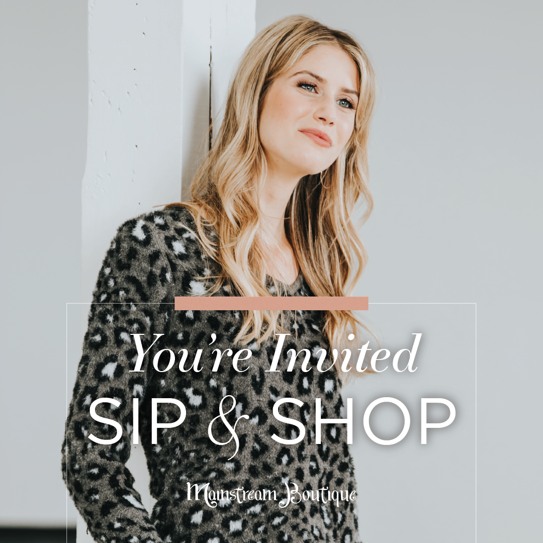 Fall Sip and Shop Preview image