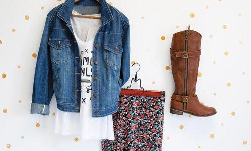 Fall Wardrobe Finds