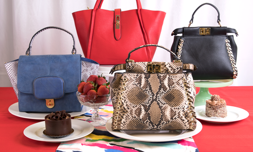 Fall in Love with Luxury Handbags