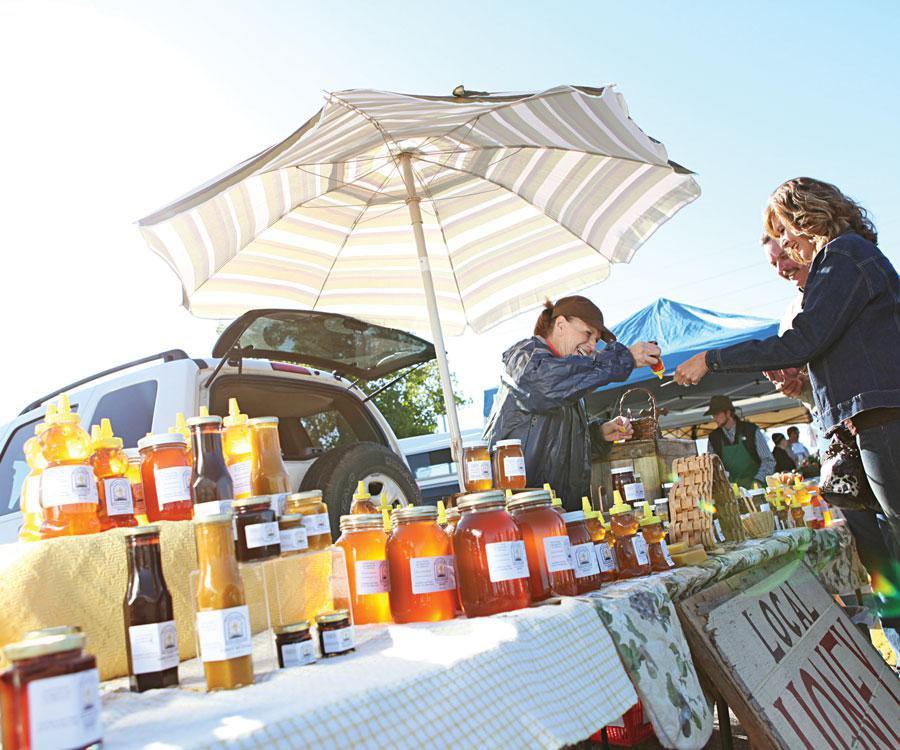 Farmer's Market Event in Springfield, MO