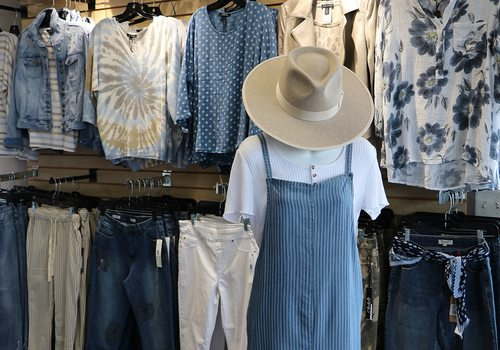 Women's clothing at Fashion House in Branson MO