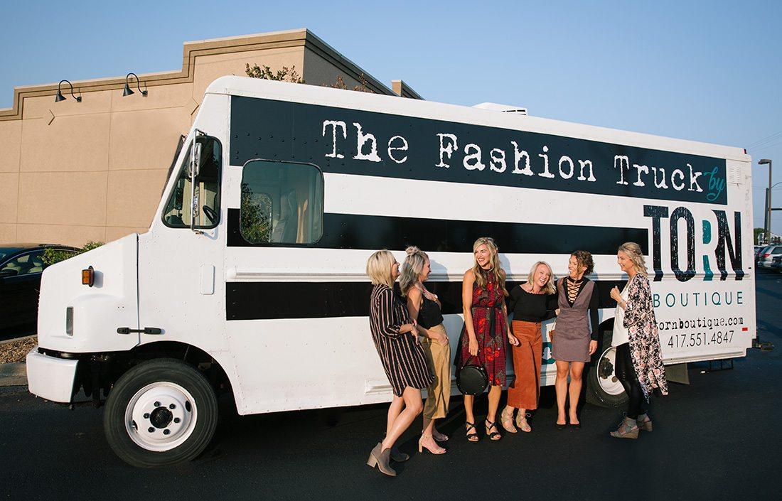 fashion truck in springfield
